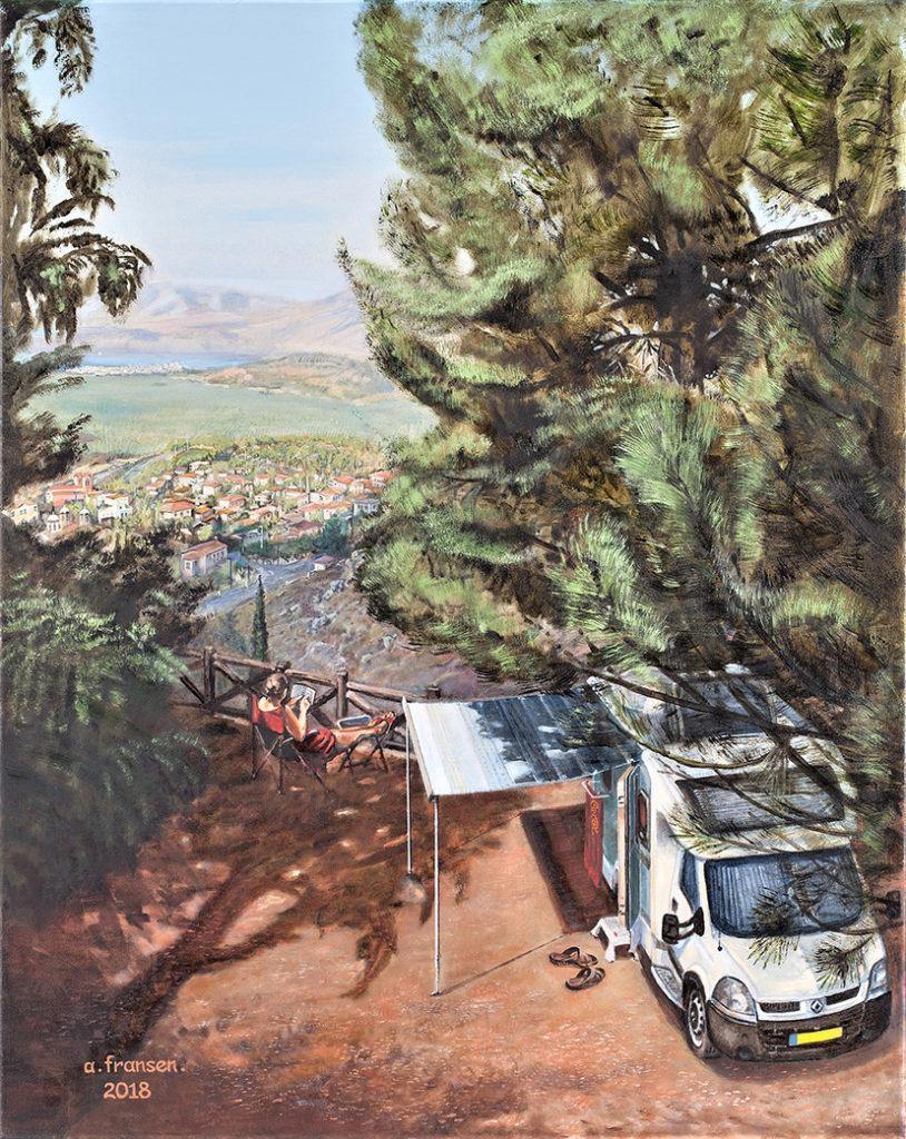 Delphi Camping (2018)